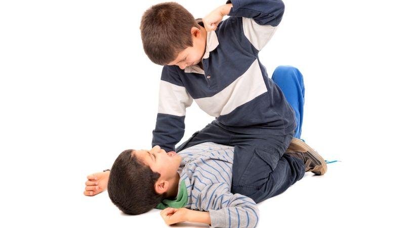 Desórdenes de la conducta en niños y adolescentes